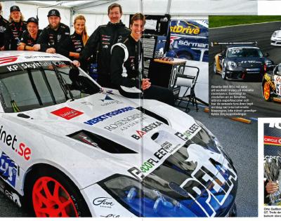 Otto Racing i Bilsport Rally & Racing