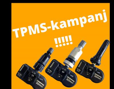 TPMS-kampanj (Specialfälgar)